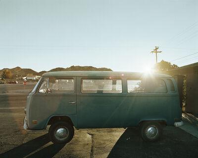Pamela Littky, 'Blue Van', 2009-2012