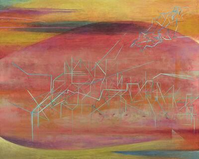 Kiyoko Sakai, 'Dawn is Breaking', 2017