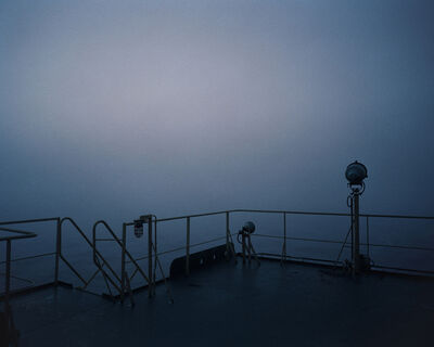 Davide Monteleone, 'Coordinate n°4 45°51'N 143°40'E - 30/07/2012 - 11:31 UTC', 2012