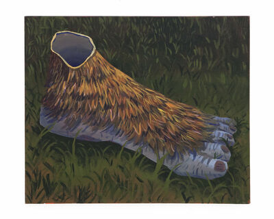 Woodrow White, 'Foot', 2015