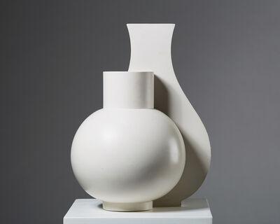 """Wilhelm Kåge, 'Vase """"Surrea""""', 1940-1949"""