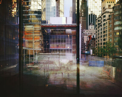 Michael Wesely, 'The Museum of Modern Art, New York (2.5.2003 - 21.11.2004)', 2003-2004