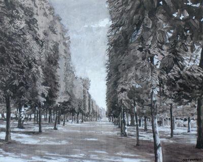 John Morrell, 'Tuileries', 2015