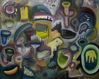 Hanny Khoury, 'Spiritual Bankruptcy', 2021
