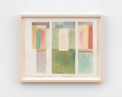 David Novros, 'Untitled', 2019
