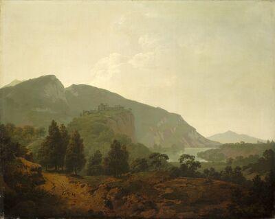 Joseph Wright, 'Italian Landscape', 1790