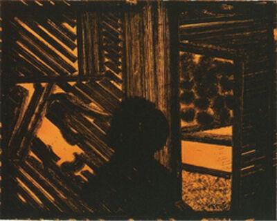 Howard Hodgkin, 'Artist and Model', 1980