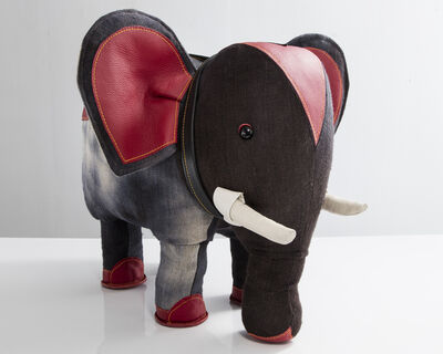 "Renate Müller, '""Therapeutic Toy"" Elephant', 2016"