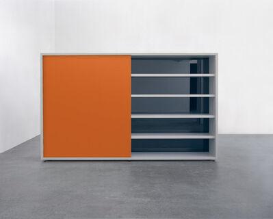 Gerhard Merz, 'Bookcase', 2008