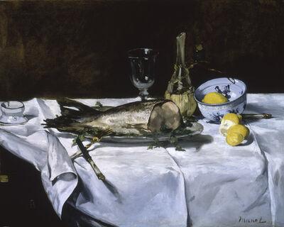 Édouard Manet, 'The Salmon', 1896