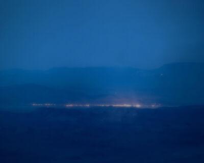 Trevor Paglen, 'Detachment 3, Air Force Flight Test Center, Groom Lake, NV; Distance ~ 26 Miles', 2008
