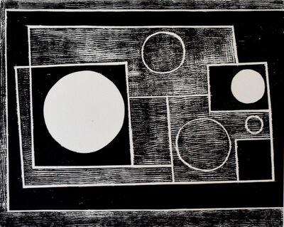 Ben Nicholson, 'Five Circles', 1934-1962