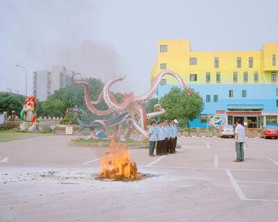 Zhang Xiao 张晓, 'Coastline No.520', 2012