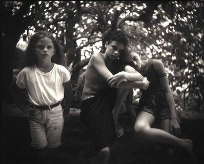 Sally Mann, 'Emmett, Jessie and Virginia', 1994