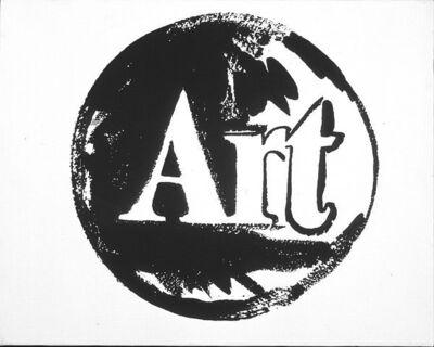 Andy Warhol, 'Art', 1985-1986
