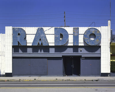 John Humble, '5041 Pico Blvd., Los Angeles, March 12, 1985', 1985