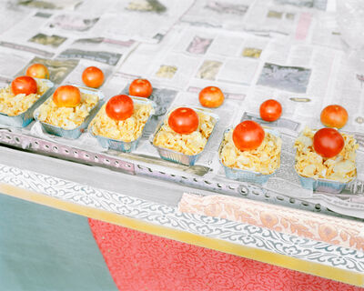Vasantha Yogananthan, 'Chips And Tomatoes', 2019