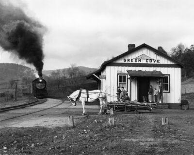 O. Winston Link, 'Ole Maud, Green Cove, VA', 1956