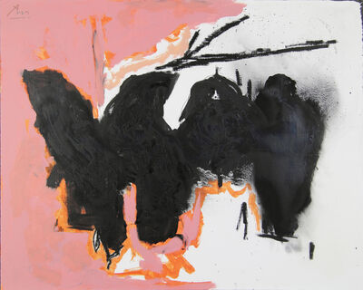 Robert Motherwell, 'Elegy to the Spanish Republic No. 163', 1979-1982
