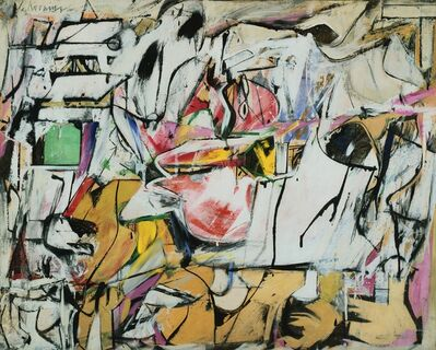 Willem de Kooning, 'Asheville', 1948