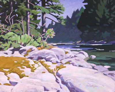 Clayton Anderson, 'Canoe Rapids'