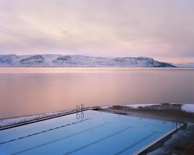 Jonathan Smith, 'Swimming Pool, Hosfos', 2014