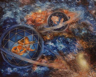 Yuliya Zelinskaya, 'Ocean of the universe', 2017