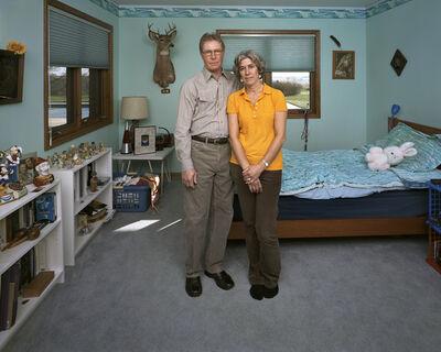 Dona Schwartz, 'Christina and Mark, 14 Months', 2010