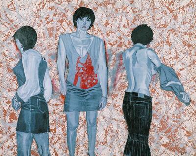 Damilola Oshilaja, 'Nymph', 2002