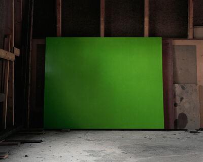 Linda Hofvander, 'Green Screen ', 2012