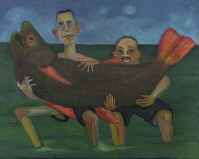 Stephen Basso, 'the big catch #2', 2017
