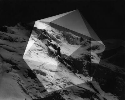 Millee Tibbs, 'Icosahedron / Mont Blanc: Crampon Boule', 2018