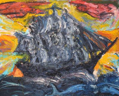 Keith Pavia, 'Black Mast', 2015