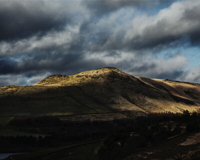 Matthew Murray, 'Alderman's Rocks, Saddleworth Moor', 2015