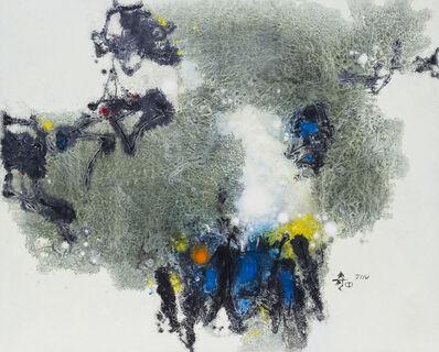 Hu Chi-Chung 胡奇中, 'Painting #7110', 1971