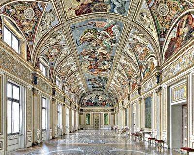 Massimo Listri, 'Palazzo Ducale, Galleria degli Specchi, Hall of Mirrors, Mantova, Italy', 1996