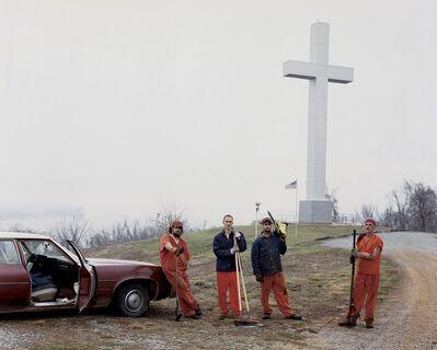 Alec Soth, 'Fort Jefferson Memorial Cross', 2002