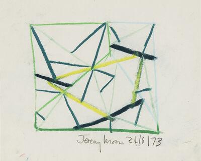 Jeremy Moon, 'Drawing [24/6/1973]', 1973
