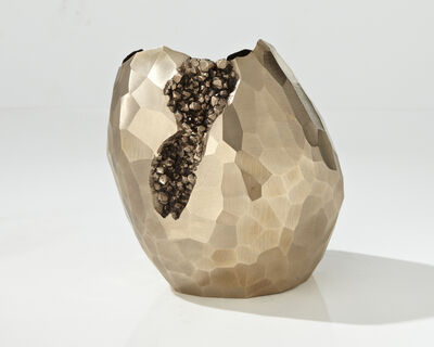 David Wiseman, 'Geode Vase', 2018