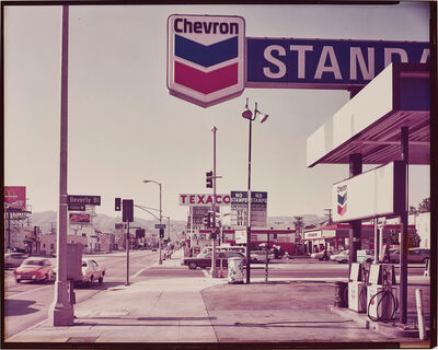 Stephen Shore, 'La Brea Ave. and Beverly Blv. Los Angeles, CA', 1975