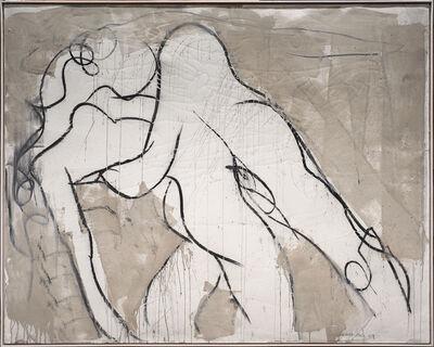 Agusti Puig, 'Couple in the mist', 2011