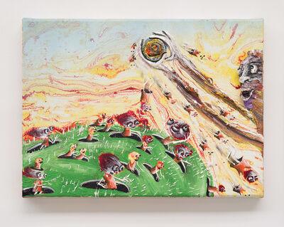 Marlene Mocquet, 'Les créatures des cratères', 2012