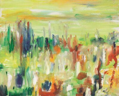 Antonio Corpora, 'Laguna in oriente', 1990
