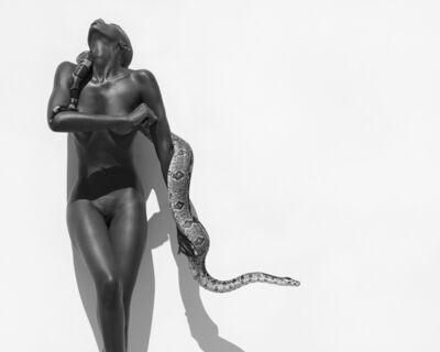 Sylvie Blum, 'Snake Woman', 2017