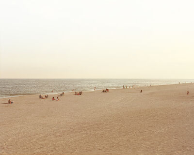 Trevor Paglen, 'NSA-Tapped Fiber Optic Cable Landing Site, Mastic Beach, New York, United States', 2014