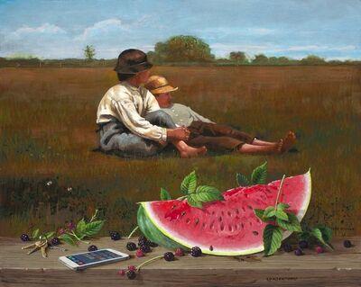 Jenness Cortez, 'Summertime', 2017