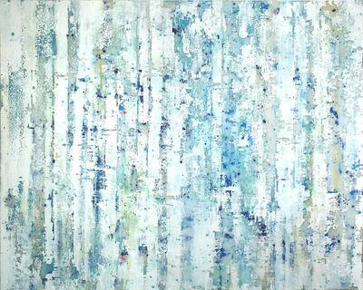 Greg Ragland, 'Parallel Layers #4 Celeste Blue', 2019