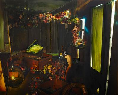 Léopold Rabus, 'Les fleurs', 2014
