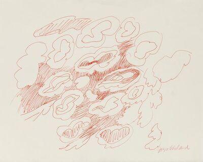 Joyce Wieland, 'Untitled (Red Clouds)', ca. 1962