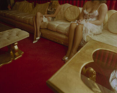 Timothy Hursley, 'Girls' Parlor, Chicken Ranch', 1986